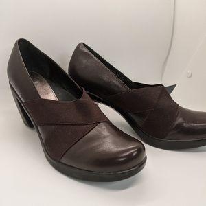Dansko Brown Leather Pumps Size 39/8.5 - 9M